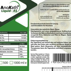 Säure-Basenausgleich AnoKath Liquid AS
