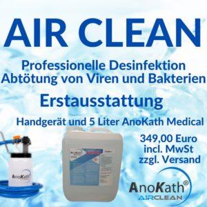 Handger#t und 5 Liter AnoKath Medical