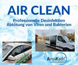 AIR CLEAN Facebook