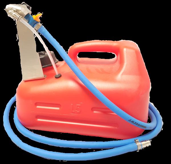 Air-Clean 5 Litertank