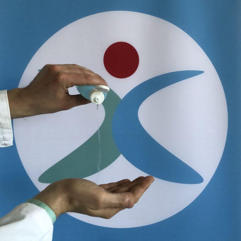 Händedesinfektionsmittel - Desinfektionsmittel